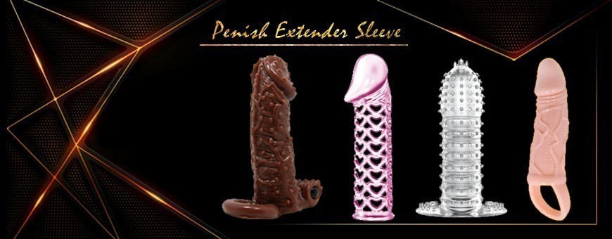 Purchase best quality  Penish Extender Sleeve sex toys for male men boys in Rayong Phitsanulok Pattaya